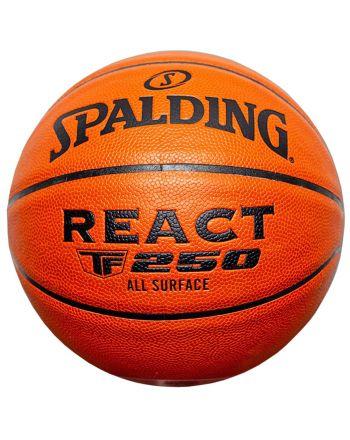 Piłka do koszykówki Spalding React TF-250 r.7