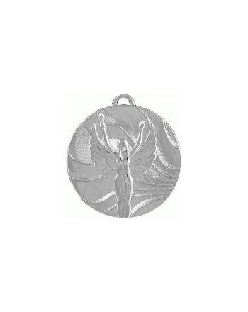 Medal Stalowy Wiktoria Śr 50Mm Srebrny