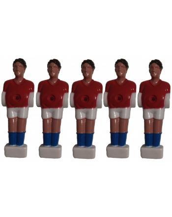 Figurka Piłkarzyki Enero Czerwona