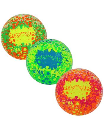 Piłka gumowa dla dzieci kolorowa 20cm Enero