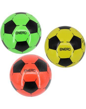 Piłka waterball nożna Enero żółta