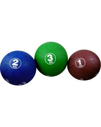 Piłka Lekarska Ciśnieniowa Medicine Ball 1Kg Legend