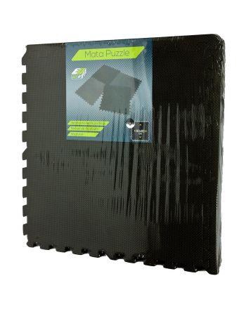 Mata puzzle pod sprzęt fitness kpl 4szt 60x60x1,0cm Eb fit