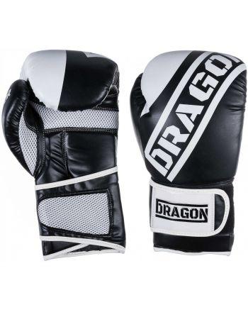 Rękawice bokserskie warrior 14oz black