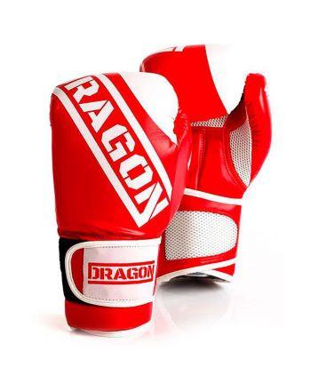 Rękawice bokserskie warrior 14oz red