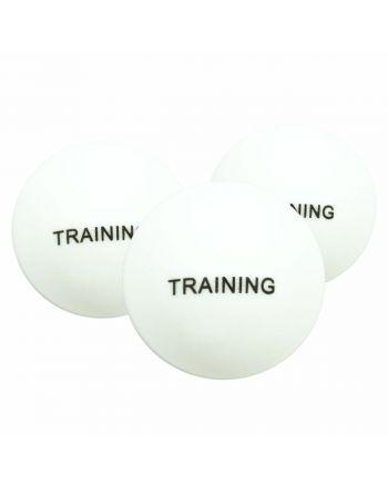 Piłeczki do tenisa stołowego białe treningowe 100szt Best Sporting