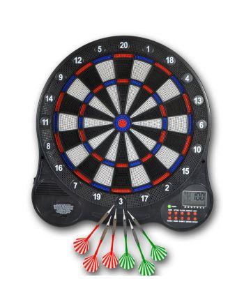 Tarcza dart elektroniczny Enero 48cm + 6 lotek