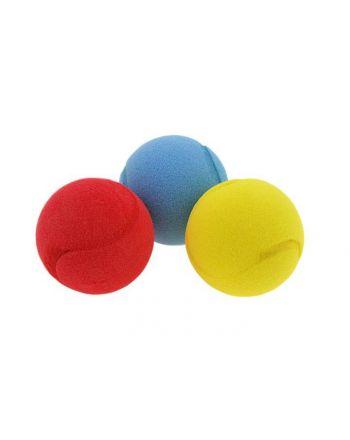 Piłka piankowa 70 mm 3 szt.