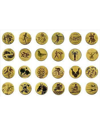 Emblemat 25 mm